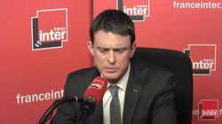 Un internaute à Manuel Valls en direct: