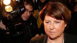 Martine Aubry ne sera pas candidate à la primaire de