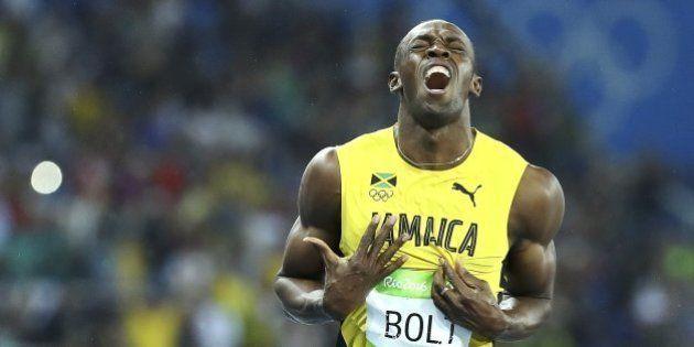 2016 Rio Olympics - Athletics - Final - Men's 200m Final - Olympic Stadium - Rio de Janeiro, Brazil -...