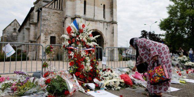 Adel Kermiche, l'un des deux terroristes de Saint-Etienne-du-Rouvray, a été inhumé dans le Val