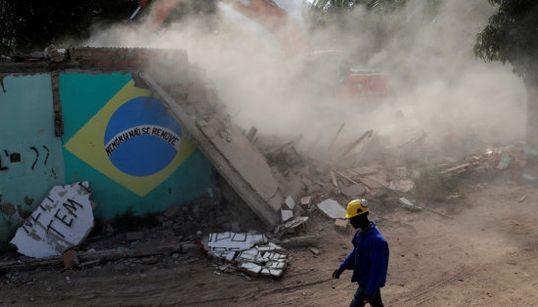 Les JO ont toujours été un désastre pour les démunis, et Rio ne fait pas
