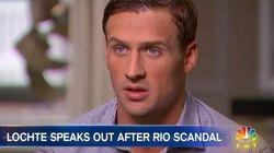 Lochte revient sur sa fausse agression à Rio et son attitude