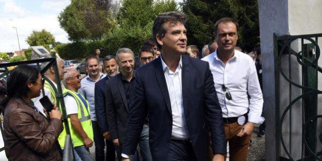 Arnaud Montebourg se déclare candidat et esquisse les contours de son programme