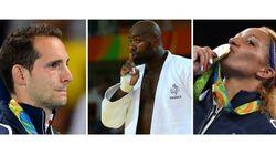 Les 10 moments marquants des Français aux Jeux