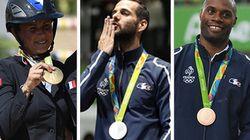 Qui sont les 42 médaillés français aux
