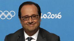 Hollande remercie les athlètes français,