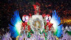 Revivez la cérémonie de clôture carnavalesque des JO de