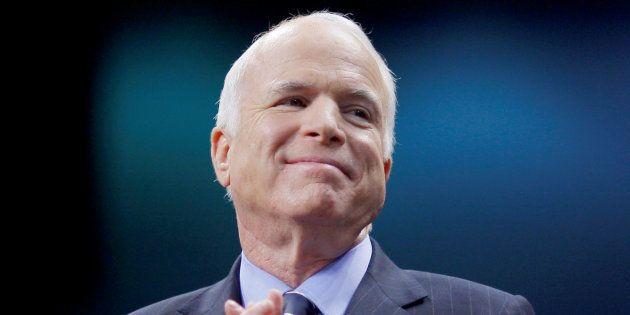 John McCain annonce avoir un cancer du