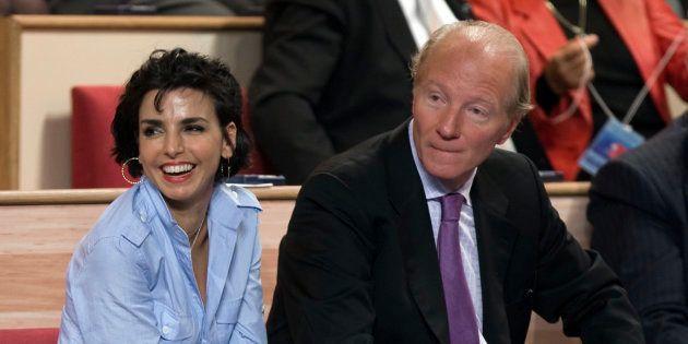 Rachida Dati et Brice Hortefeux en