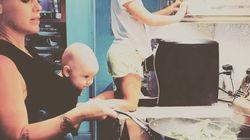 Pink très critiquée pour cette photo sur Instagram, les fans volent à son