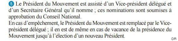 Laurent Wauquiez, le patron des Républicains par intérim qui fait