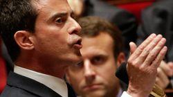 Manuel Valls annonce une baisse d'impôts pour les