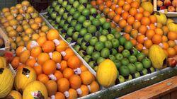 Vous n'avez pas rêvé, les prix de vos fruits et légumes battent des