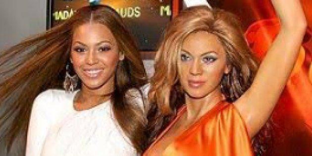 La statue de cire de Beyonce au musée Madame Tussauds ne ressemble pas du tout à