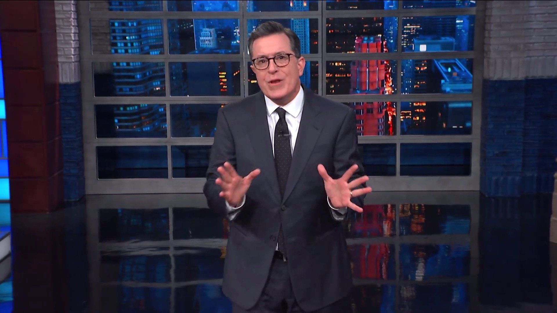 Colbert Gives Robert Mueller A Hot Tip On How To End The Investigation