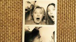 Hillary Clinton s'est bien amusée avec Justin Timberlake et Jessica
