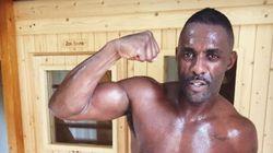 Idris Elba enfile les gants (et ce n'est pas pour un