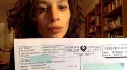 Accusée de ne pas travailler pour l'AP-HP, l'interne qui avait interpellé la ministre brandit sa fiche de