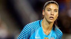 Cette star du foot féminin n'aurait pas dû traiter les Suédoises de