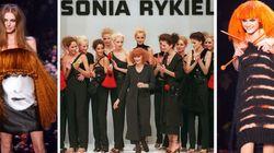Comment Sonia Rykiel a fait d'elle-même l'icône de sa