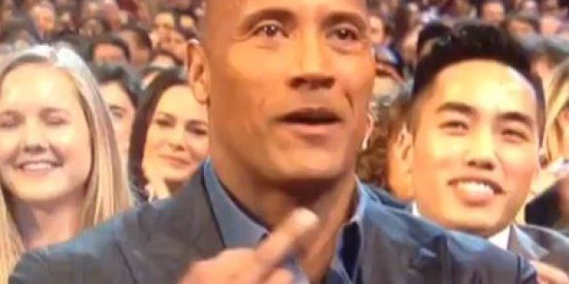 The Rock aux People Choice