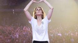Céline Dion rend un hommage émouvant aux victimes de l'attentat de