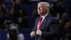 Trump retourne sa veste dans tous les sens sur