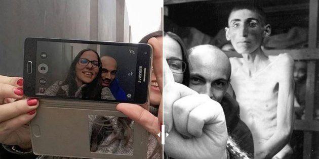 Yolocaust, le site qui replace les photos inappropriées dans le contexte de l'horreur de la