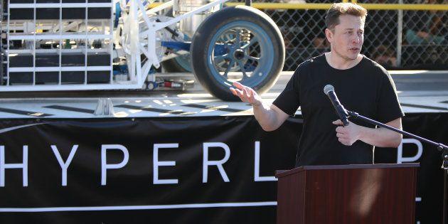 Avant de rallier en train New York à Washington en 29 minutes, Elon Musk a un (gros) problème de tunnel...