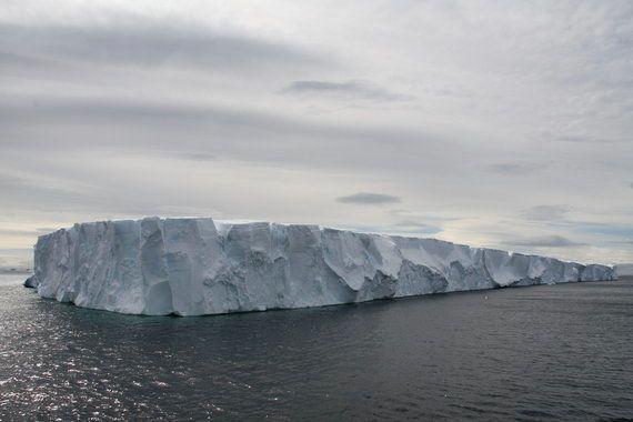 L'Antarctique, le voyage d'une
