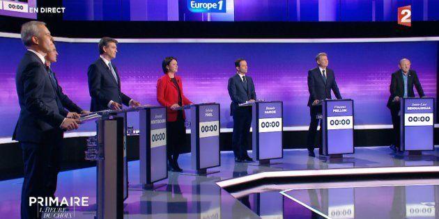 Revivez le troisième débat de la primaire de la gauche avec le meilleur (et le pire) du