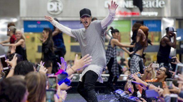 La Chine ne veut plus accueillir Justin Bieber tant qu'il n'aura pas un peu