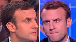Macron assume de moins en moins son bilan auprès de Hollande. La preuve en