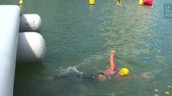 Le bassin de la Villette, piscine géante autorisée pour certains mais pas pour
