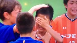 Les jeunes du Barça donnent une leçon de