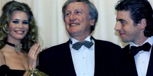 L'acteur Claude Rich reçoit le César de Meilleur acteur pour le