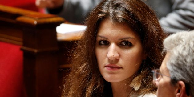 Marlène Schiappa, la ministre des Droits des femmes, voit son budget reculer de