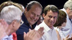 Nicolas Sarkozy omniprésent au meeting de la gauche