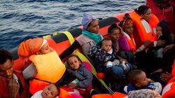 6500 migrants secourus au large de la