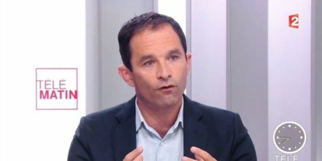 Islam: Hamon compare Valls à Sarkozy, Estrosi et Le