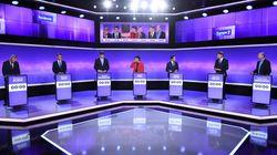 L'audience moins bonne que pour le 1er débat (et loin de la primaire de