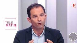 Pour critiquer Valls, Hamon va encore plus loin que