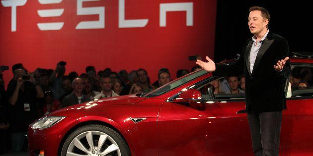 Elon Musk croit beaucoup aux voitures autonomes pour le développement de