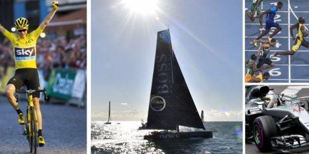 Nous avons transposé l'écart final du Vendée Globe à d'autres épreuves sportives de l'année