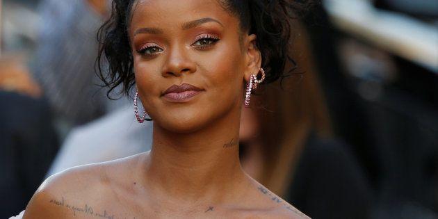 Interpellé par Rihanna sur Twitter, Macron la recevra à