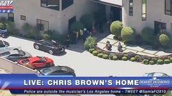 Chris Brown arrêté pour agression à main