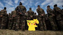 L'armée française s'inquiète de l'intrusion de Pokémon Go dans ses
