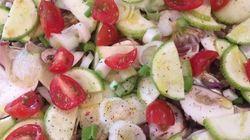Vite fait, bien fait: Feuilleté aux légumes
