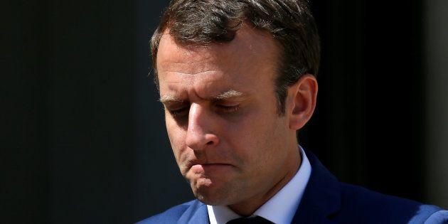 L'absence de Macron à la conférence sur le sida
