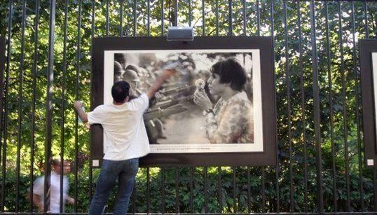 La Fille à la fleur, la photo iconique de Marc Riboud mort à 93